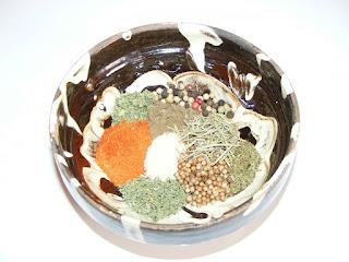 Reteta mix condimente pentru curcan la gratar,