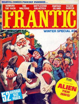 Frantic Winter Special 1979