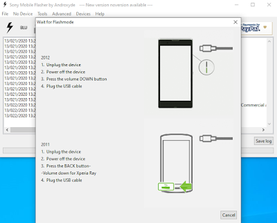 Firmware Sony Xperia XA1 Plus G3416