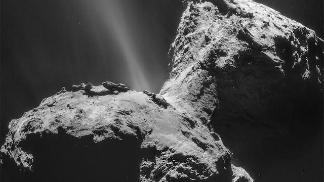 Απίστευτη ανακάλυψη στο διάστημα - Για πρώτη φορά βρέθηκε σέλας σε κομήτη
