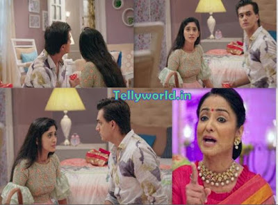 Yeh Rishta Kya Kehlata Hai  Spoiler 12th September 2018.