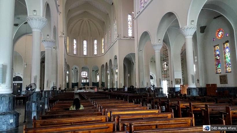 Catedral Metropolitana - o que fazer em Fortaleza (Ceará) - 58 atrações