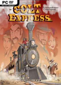 Download Colt Express PC Game Gratis