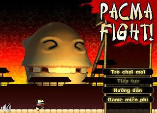 Chơi game ninja pacman hay nhất