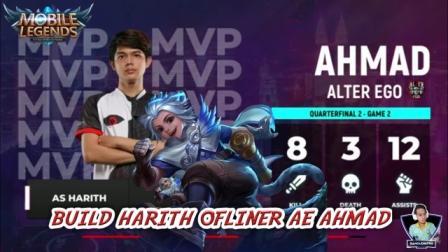 Build AE Ahmad Tersakit di MPLI
