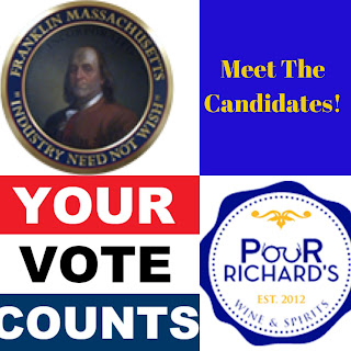 Pour Richard's: Meet the Candidates - Oct 10
