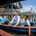 Nelayan Curhat Kepada Sihar saat Kunjungi Lokasi Pengeringan Ikan di Sibolga
