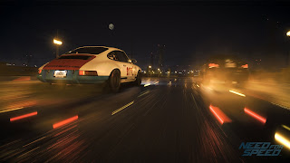 Need for Speed Nintendo 3DS Wallpaper