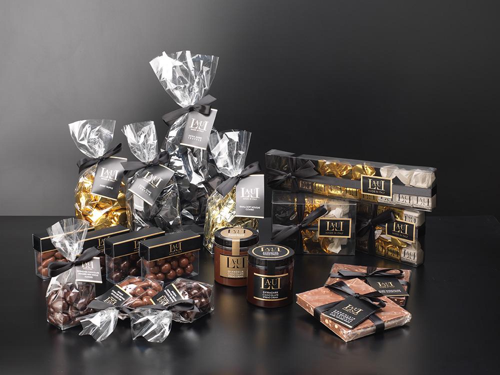 شركة La Lu بمذاق الشوكولاتة الإيطالية الفاخرة تدخل أسواق المنطقة