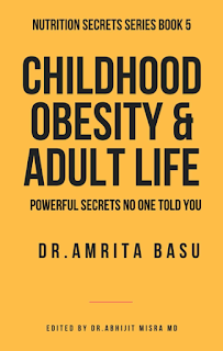 Book Review Child Obesity Book - Aura Of Thoughts