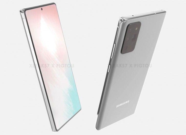 Galaxy Note20+