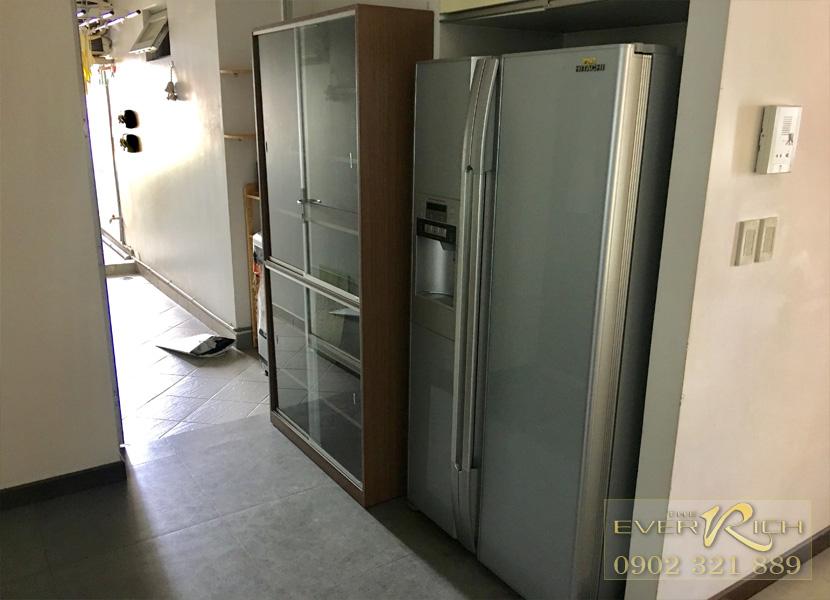 cho thuê căn hộ the everrich quận 11 - tủ lạnh phòng bếp