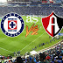 Cruz Azul vs Atlas en vivo - ONLINE Jornada 5 Liga Mx.