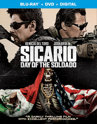 Sicario: Day of the Soldado (2018) Dual Audio [Hindi ORG – Eng] 720p | 1080p BluRay HEVC 10Bit ESub x265