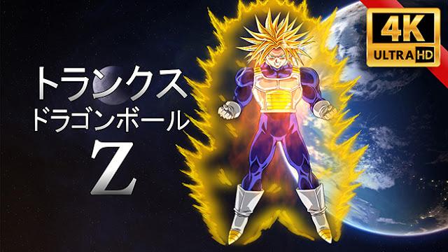 Dragon Ball Z Wallpaper Engine