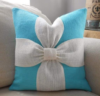 Ideas de cojines con lazos decoraci n del hogar dise o de interiores c mo decorar design - Diseno de cojines para sala ...