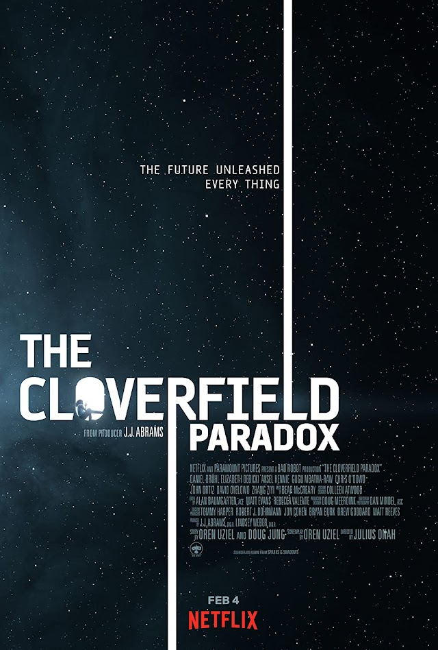 The Cloverfield Paradox 2018 Movie Free Download HD Online