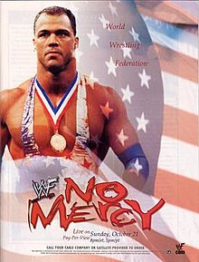 WWE / WWF No Mercy 2001 - Event poster