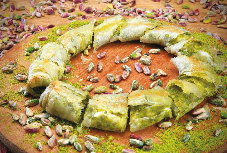 gaziantep zeugma künefe çayyolu ankara menü fiyat listesi sipariş künefe siparişi baklava künefe katmer