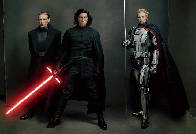Star Wars Dark Force Wallpaper