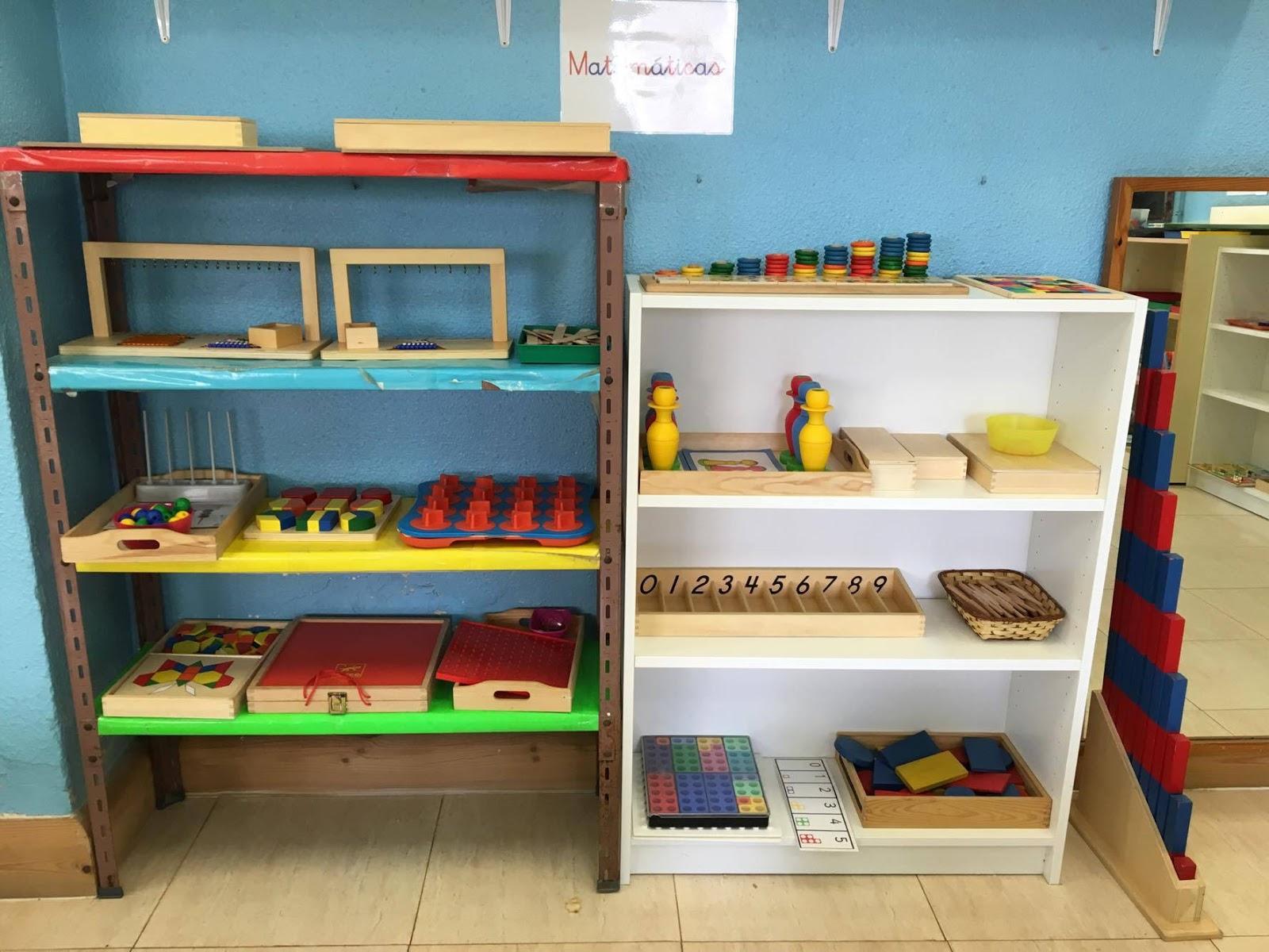 Pequefelicidad Montessori En Un Aula Publica Asi Se Hizo Realidad