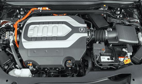 Acura RLX Hybrid 2019 Engine