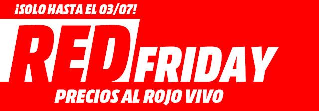 Mejores móviles Red Friday 2017 de Media Markt