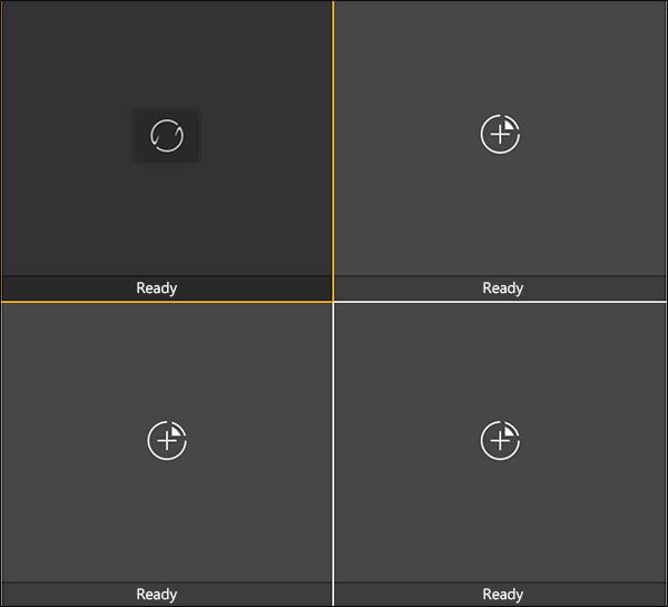 Zosi view cameras offline