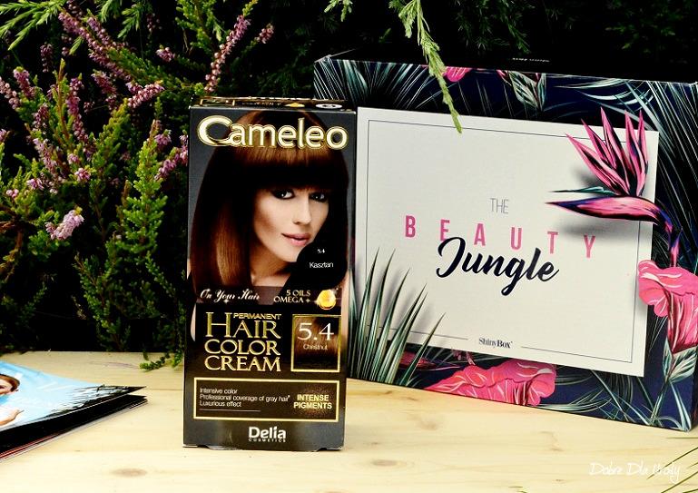 ShinyBox - Delia Cosmetics Cameleo Omega+ Farba do włosów