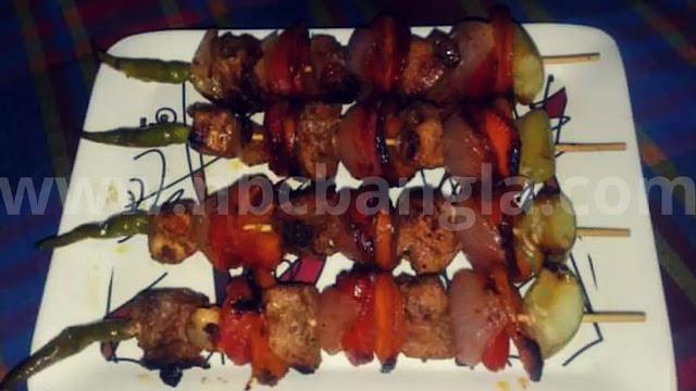 How to Make Chicken Shasalik  New Month Recipi - nbcbangla