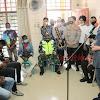 Kapolda Sulsel Dampingi Kabaintelkam Polri Berkunjung Ke Asrama Biak - Numfor Papua di Makassar