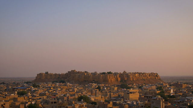 golden fort of jaisalmer, rajasthan www.azexplained.com