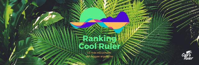 Cool Ruler comenzará a medir lo más escuchado del reggae argentino