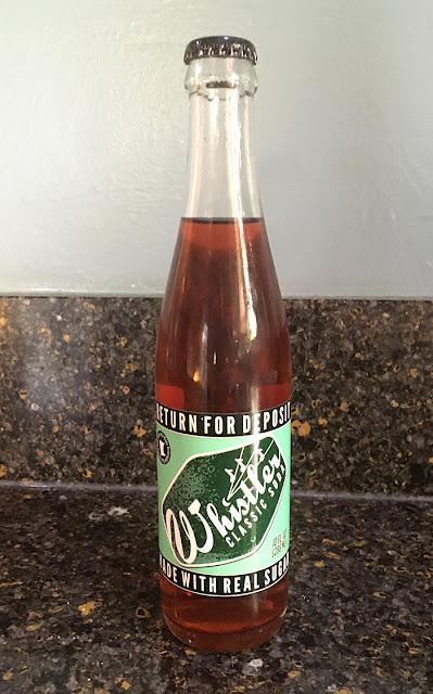 Whistler Huckleberry Soda