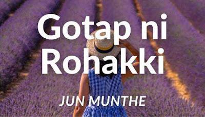Lirik Batak Gotap Ni Rohakki | JUN MUNTHE
