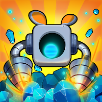 Idle Space Miner – Idle Cash Mine Simulator Mod Apk