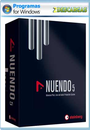 Steinberg Nuendo 5 Full + Licencia | Español | MEGA