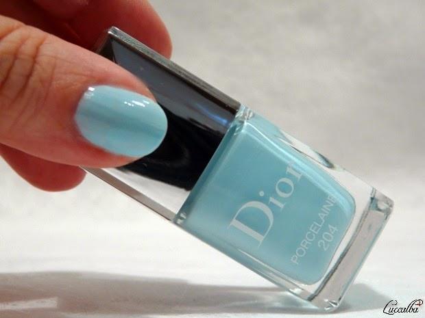Esmalte de uñas Porcelaine de Dior