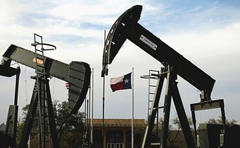 West Texas Oil Midland Odessa