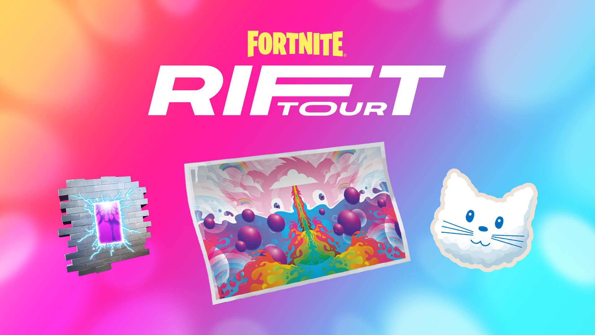 Fortnite Presents The Rift Tour - An In-Game Musical Experience
