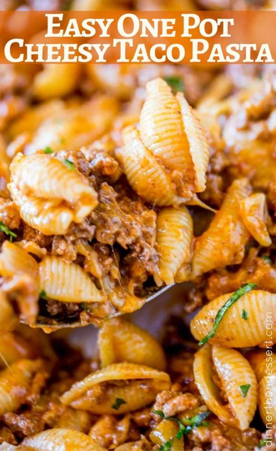 CHEESY TACO PASTA #recipes #dinnerrecipes #easydinnerrecipes #easydinnerrecipesforfamily #quickdinnerrecipes #food #foodporn #healthy #yummy #instafood #foodie #delicious #dinner #breakfast #dessert #lunch #vegan #cake #eatclean #homemade #diet #healthyfood #cleaneating #foodstagram
