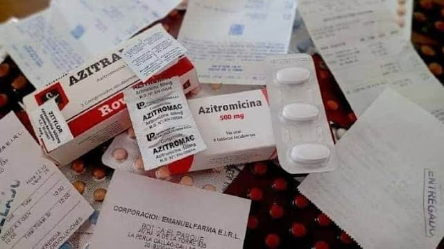 hoyennoticia.com, ! Presunto tratamiento contra el COVID-19 ¡