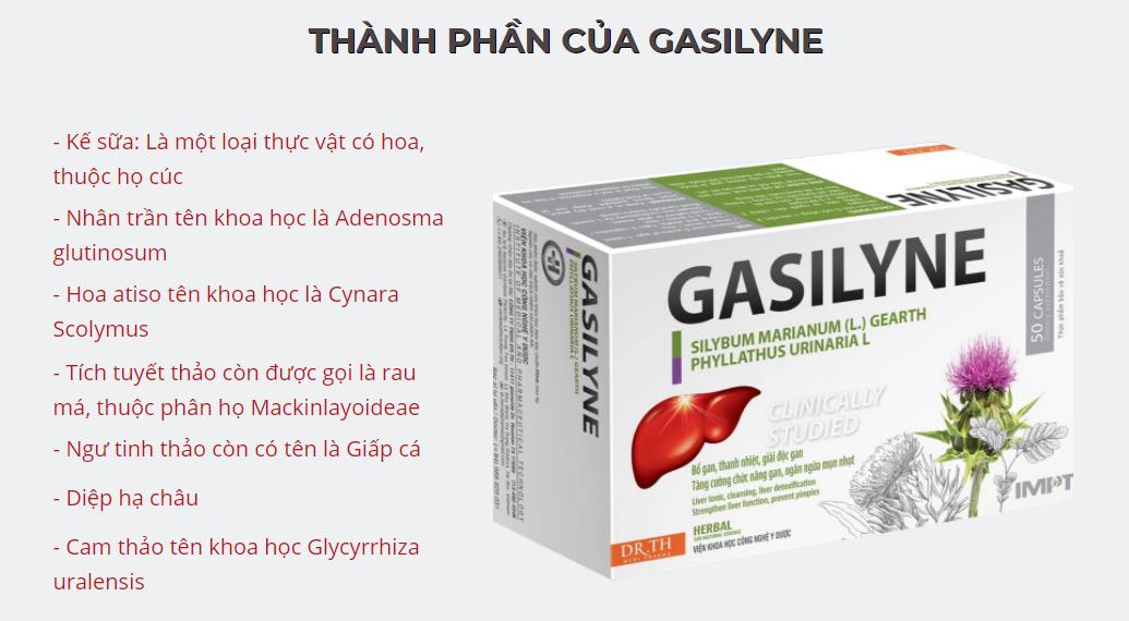 Bổ Gan GASILYNE