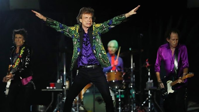 Rolling Stones threaten to sue Trump over song use