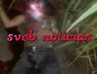 Hallan a mujer con huellas de tortura y ejecutada en Cotaxtla Veracruz