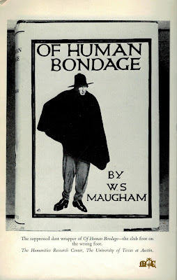 Of Human Bondage 1915 Heinemann Dust Jacket