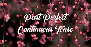 Materi, Rumus, dan Contoh Kalimat Past Perfect Continuous Tense