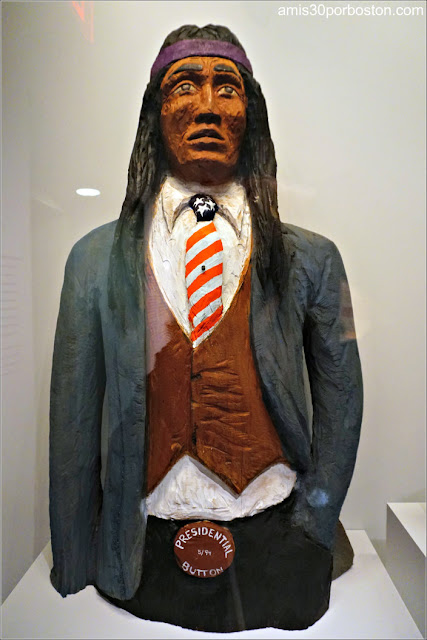 """""""Hang Around the Fort Injun"""" de George Blake en el Museo de Nueva York"""