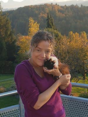 meerschweinchen-verstehen: Meerschweinchen Muck mit Verena Glock