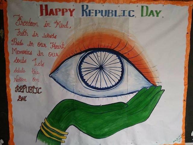 Republic day drawing for beginners